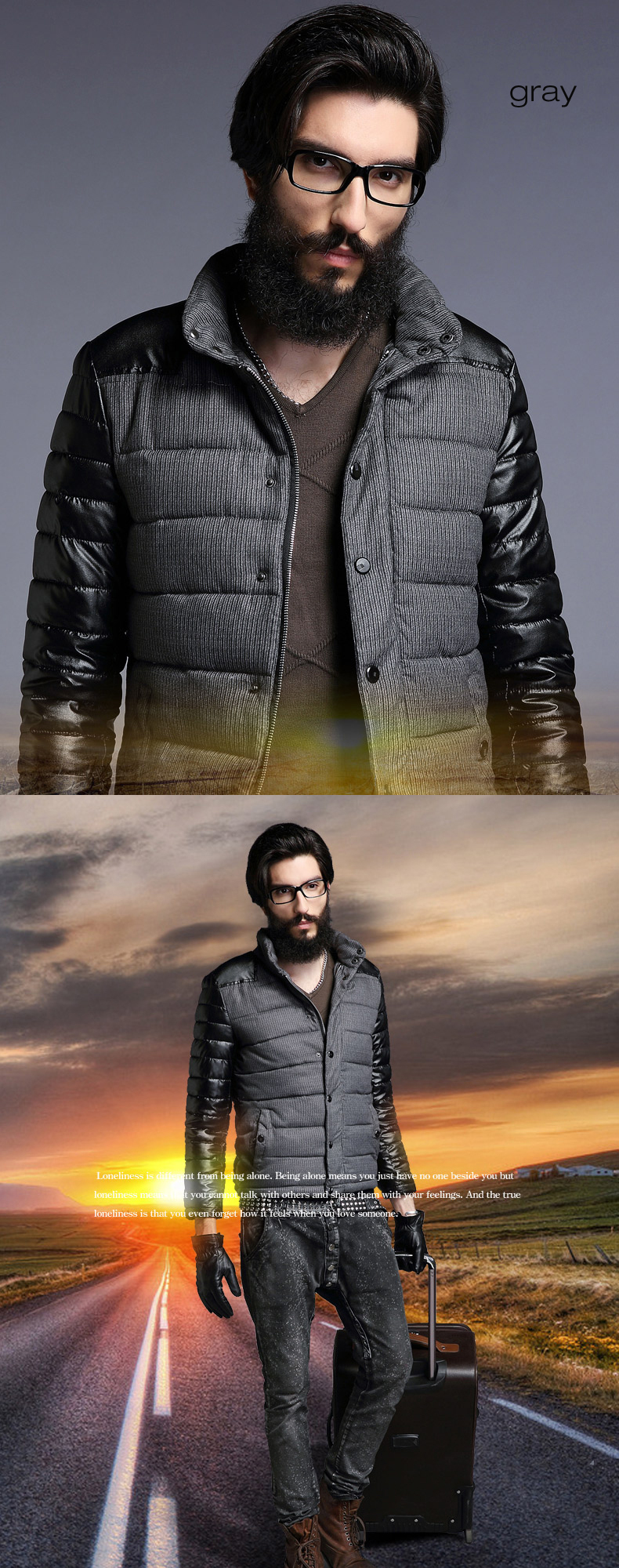 Men-Slim-Designed-PU-Short-Jacket-Coat-16