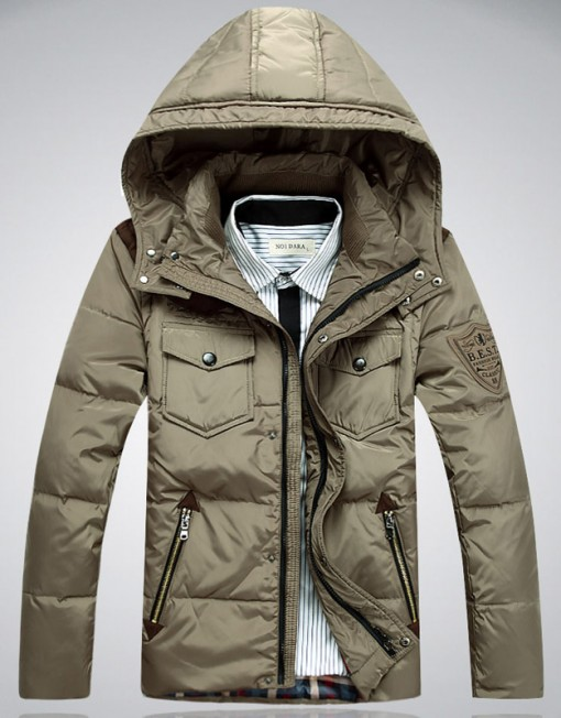 how to clean jacket filled poliester