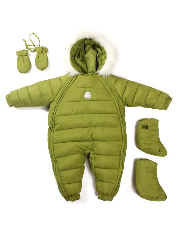 Boys Girls Baby Warm Winter Clothes Down Outerwear Wear ...
