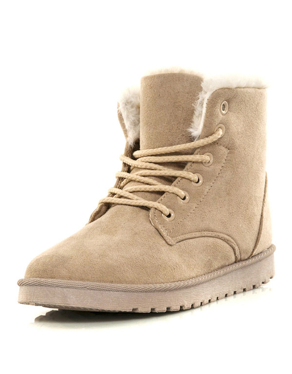 Ladies Short Winter Boots | Planetary Skin Institute