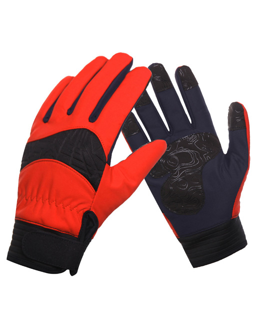 Windproof Breathable Warm Hiking Riding Climbing Gloves