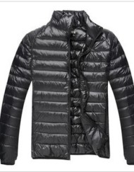 Men-Pocketable-Stand-Collar-Ultra-Light-Down- Jacket-01