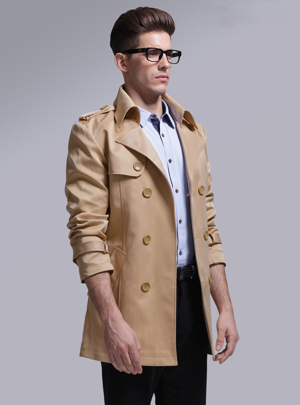 mens-fashion-windbreaking-mid-length-trench-coat-8