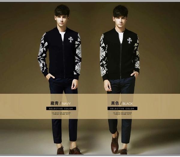 men-cross-pattern-open-front-cotton-zipper-knitwear-jacket-04