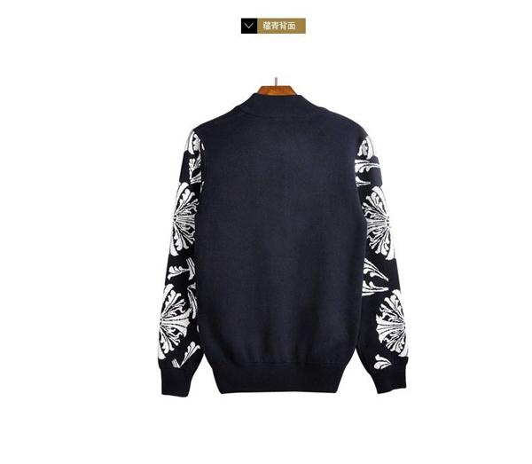 men-cross-pattern-open-front-cotton-zipper-knitwear-jacket-13