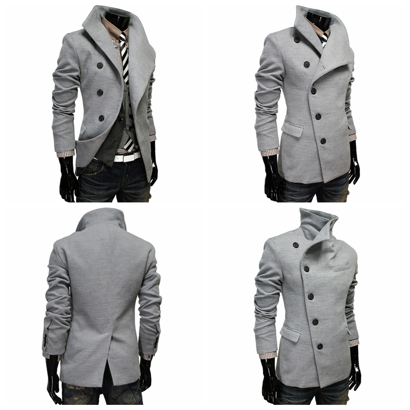 mens-futuristic-side-button-slim-fit-middle-long-woolen-trench-coat-d2