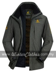 mens-plus-size-outdoor-waterproof-dual-pieces-sporty-3-in-1-causal-winter-jacket-wm-11