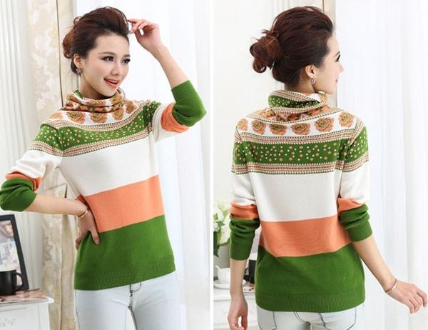 womens-slim-fit-high-neck-woolen-knitwear-model-01