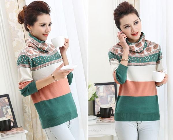 womens-slim-fit-high-neck-woolen-knitwear-model-04