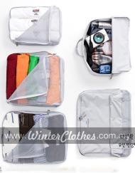Travel Luggage Packing Organizer Bags