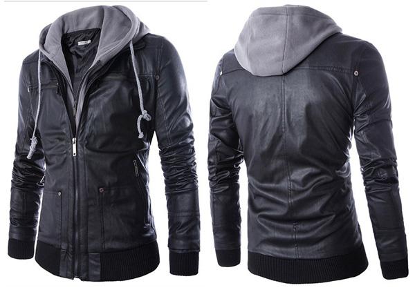 mens-pu-leather-hoodie-biker-jacket-details-01