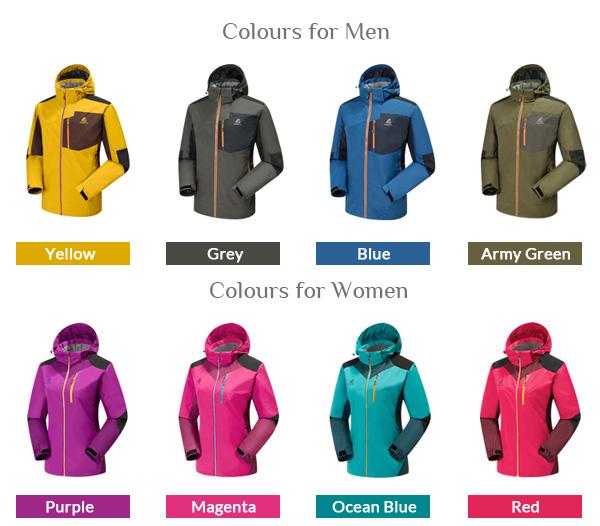 lightweight-water-resist-durable-hiking-jackets-outdoor-rain-coat-colors