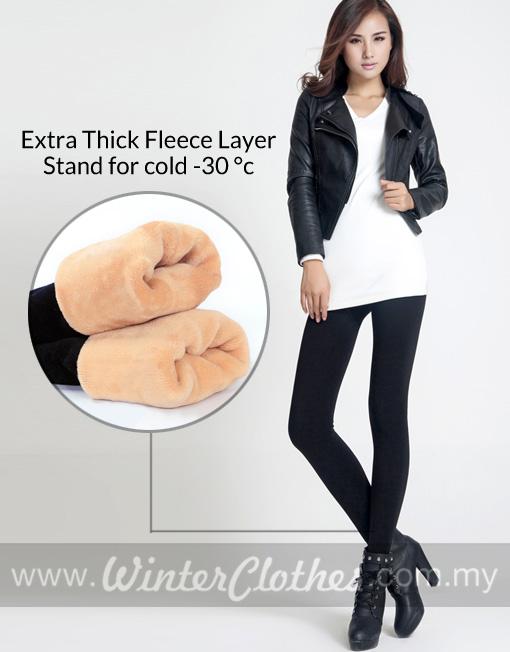 Super Thick Winter Leggings For Women