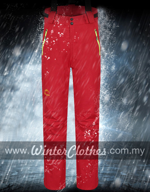 Women's Waterproof Ski Pants Winter Sport Trouser