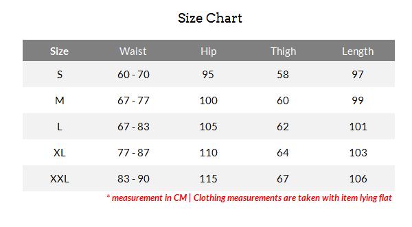 womens-waterproof-ski-pants-winter-sport-trouser-size-chart