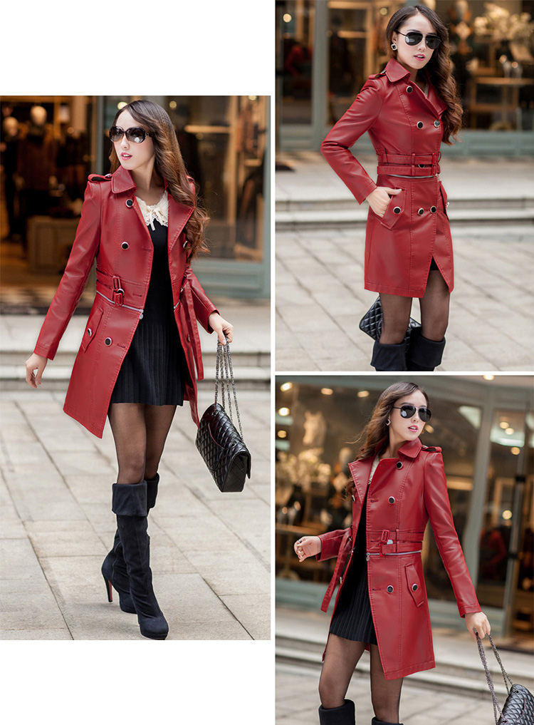 pu-leather-middle-long-women-biker-coats-model-show-03