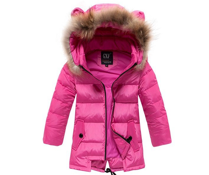 Girls Winter Down Coats Fashion Women S Coat 2017