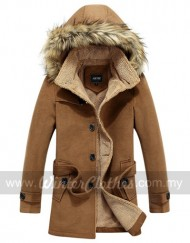 wm-mens-polar-fleece-trimmed-fur-hooded-middle-length-trench-coat-m3-small-2-510-3