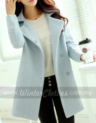 W-women-simple-boucle-coat-middle-long-trench-coat-m4