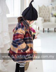 Kid Winter Hat Warm Cute Wizard Hats