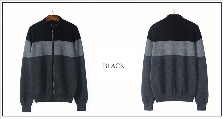 mens-simple-casual-knitwear-jacket-black