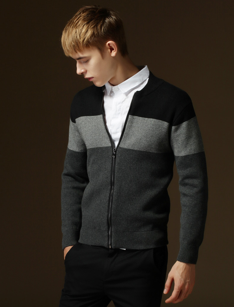 mens-simple-casual-knitwear-jacket-model-2