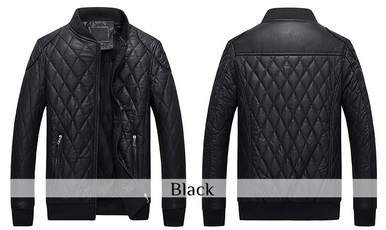 mens-pu-leather-bomber-winter-jacket-d3black