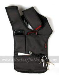 Travellers Safety Hidden Underarm Pouch Handphone Bag