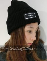 Winter Casual Beanie XXX