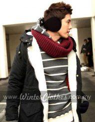 Winter Plush Ear Pad Warmer