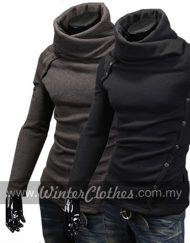 WC-side-zip-stand-collar-high-neck-sweater-m001