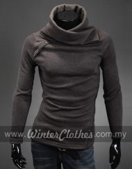WC-side-zip-stand-collar-high-neck-sweater-m002