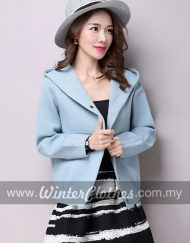 WM510candy-color-cardigan-for-women-with-hoodie-m-blue