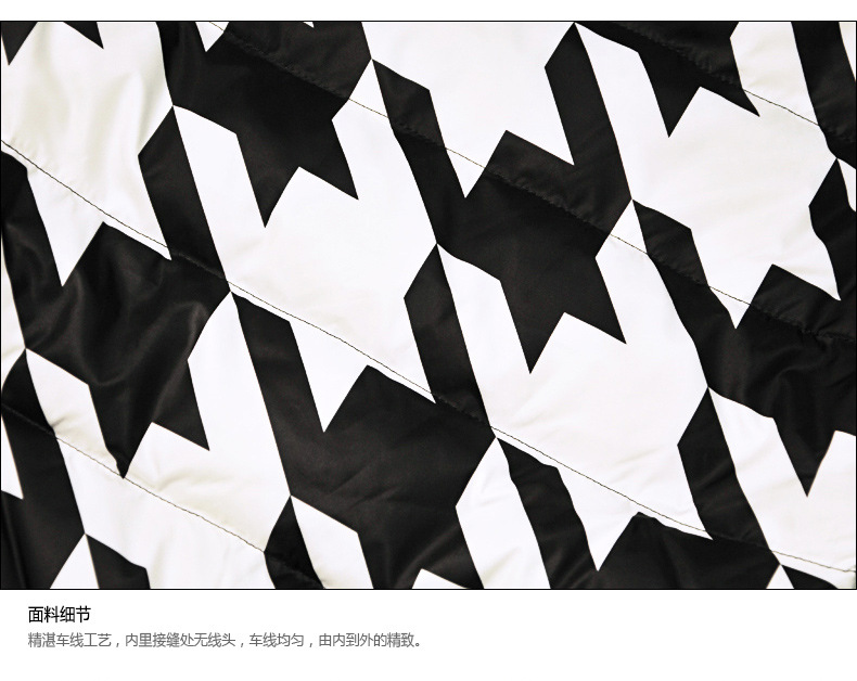 black-&-white-geometric-print-winter-down-jacket-d03