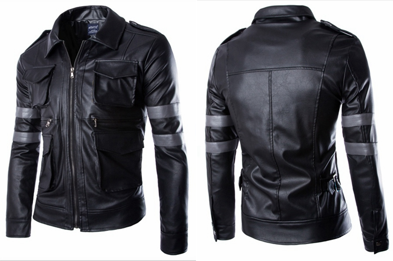 mens-cool-gaming-alike-pu-leather-jacket-d01