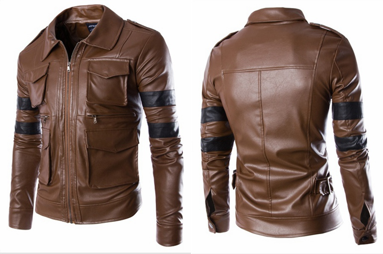 mens-cool-gaming-alike-pu-leather-jacket-d02