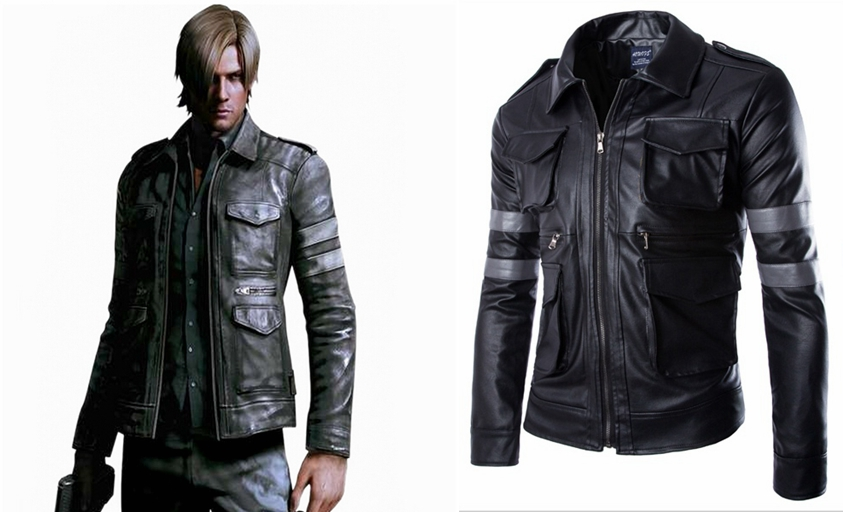 mens-cool-gaming-alike-pu-leather-jacket-d03