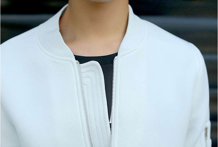 basic-neoprene-effect-zip-up-hoodie-D01