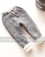 girl-winter-polar-fleece-lining-bottom-warm-pants-3