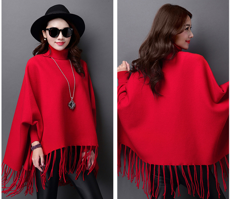 winter-fashion-cape-loose-pullover-with-tassel-hem-d4