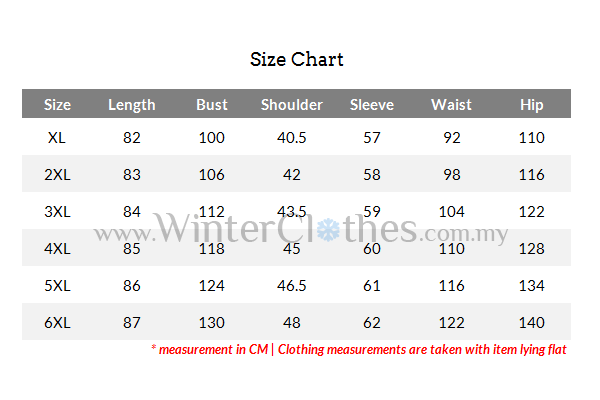 women-mid-length-cotton-padded-winter-jacket-size-chart