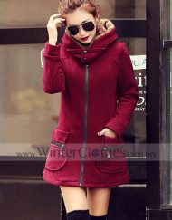 women-fleece-lining-hooded-winter-coat-5