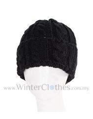 Winter Caddice Knit Beanies (2 pcs)