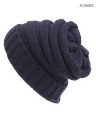 Basic Winter Slouchy Knit Beanie Hat