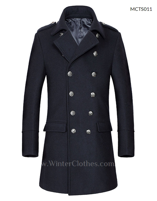 woolen coat trench coat winter clothes