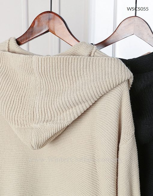 Women'S Open Front Cardigan Sweater 60