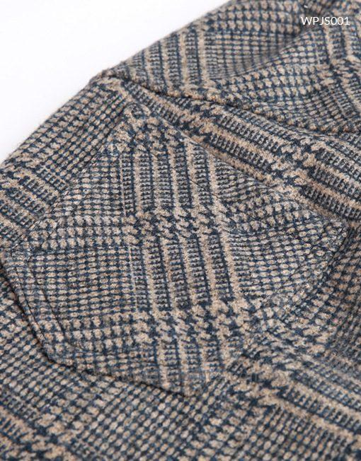 Women Fleece LIning Plaid Winter Halem Pants