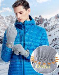 Winter Polar Fleece Glove For Outdoor Activities Wind Proof Water Resist & Touch Screen