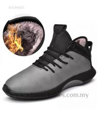 Trendy Fashion Winter Sport Shoes with Fleece Lining