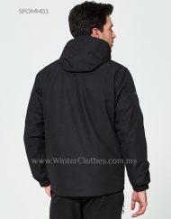 3 In 1 Waterproof Breathable Hiking Jacket for Men